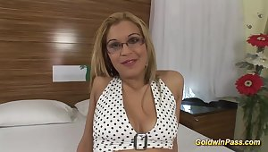 brazilian Milfs sly monstercock anal sex