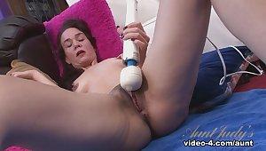 Staggering pornstar Sable Renae fro Fabulous Redhead, Small Tits porn scene