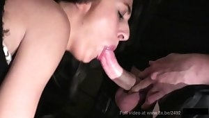 Blonde Milf Keyra taakes anal down the kitchen