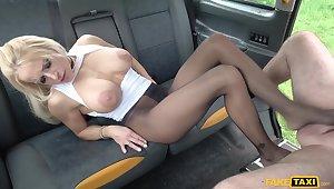 Tara Spades cheats husband there taxi driver
