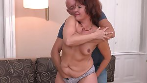 Naughty chubby become man gets sultry & receives a penis - Ilona